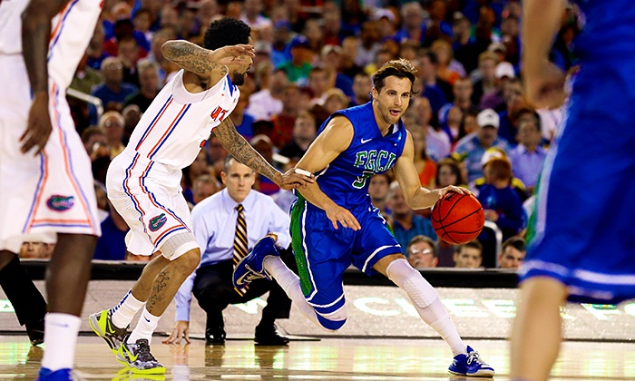 2014 NCAA Division I Men's Basketball Championship Tournament - Amway Center - Orlando, FL: One Ticket to the NCAA Division I Men's Basketball Championship at Amway Center on March 20 or 22 (Up to 23% Off)