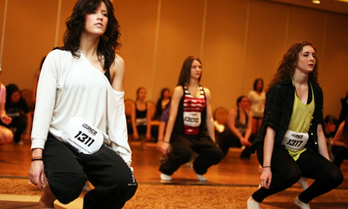 iDance Convention - Sheraton Guilford: iDance Convention at Sheraton Vancouver Guildford Hotel on November 30–December 1 (Up to 54% Off)