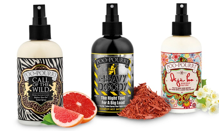 Poo Pourri Before You Go Toilet Spray
