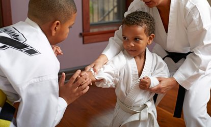 Up to 82% Off Martial-Arts Packages