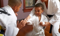 Martial Arts: Three or Six Classes for One or Two at Infinity Martial Arts Chesterfield