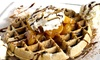 Cha Island Tea Co. - CPR West: Tea Presses and Loose-Leaf Tea or Waffles with One Full Press of Hot Cocoa at Cha Island Tea Co. (Up to 48% Off)