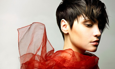 $39 for a New York–Style Dry Haircut at Beauty Lounge of Five Points ($80 Value)