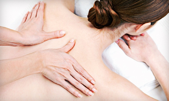 StoneWater Massage & Skin Care Minneapolis - Lino Lakes: One or Three One-Hour Massages or $25 for $50 Worth of Spa Services at StoneWater Massage & Skin Care in Lino Lakes