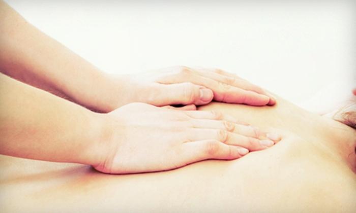 StoneWater Massage & Skin Care - Lino Lakes: One 30-Minute, One 60-Minute, or Three 75-Minute Massages at StoneWater Massage & Skin Care (Up to 53% Off)