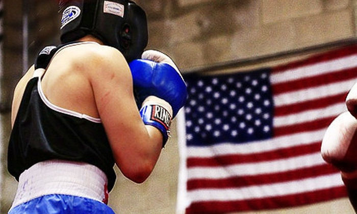 Undisputed Fitness & Training - San Diego: One or Six Months of Combat-Fitness Classes or a One-Year Membership to Undisputed Fitness & Training (Up to 93% Off)
