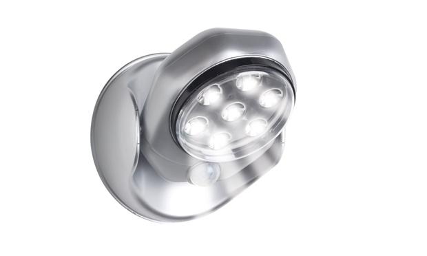 Lampe sans fil d tecteur mouvement groupon shopping - Lampe detecteur de mouvement sans fil ...