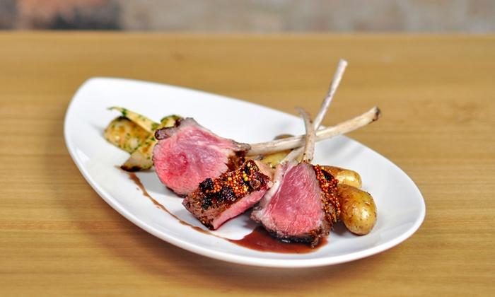 Habits Gastropub - Trinity - Bellwoods: Gastro-Pub Food at Habits Gastropub (Up to 51% Off). Three Options Available.