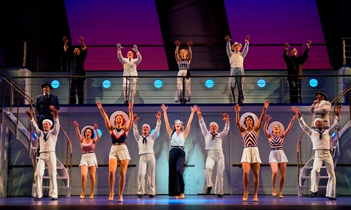 """Anything Goes - Fox Performing Arts Center: """"Anything Goes"""" at Fox Performing Arts Center on November 26 at 7:30 p.m. (Up to 53% Off)"""