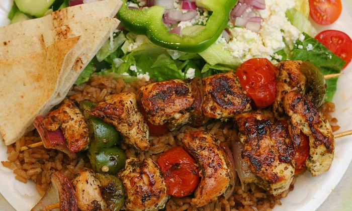 Nomiki's Plakka Greek Restaurant - Cypress Lake: $16 for $30 Worth of Greek Cuisine and Drinks at Nomiki's Plakka Greek Restaurant