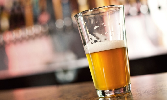 Fire on Water - Juneau Town: $11 for $20 Worth of Beer and Food at Fire on Water