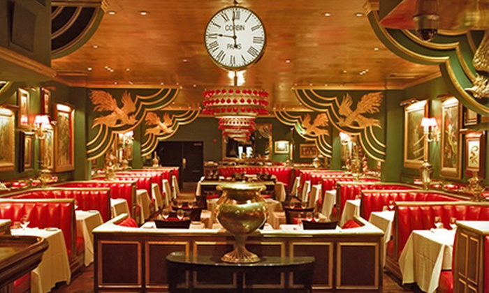 The Russian Tea Room - Midtown: The Russian Tea Room: $60 for a Three-Course Dinner at Iconic Midtown Restaurant