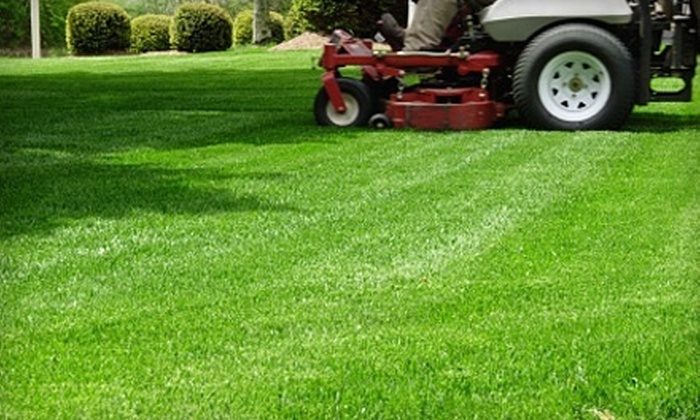 null - Redeem from Home: $99 for Six Weeks of Lawn-Mowing Services from Green Horizons ($258 Value)