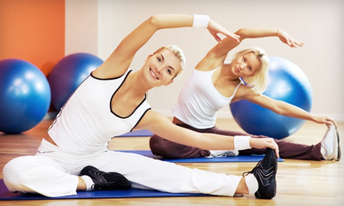 Curves - Hollins: $25 for $49 Worth of Fitness Classes at Curves