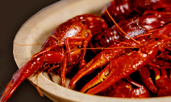 Fish Place - Greater Third Ward: Cajun and Creole Seafood at Fish Place (Half Off). Three Options Available.