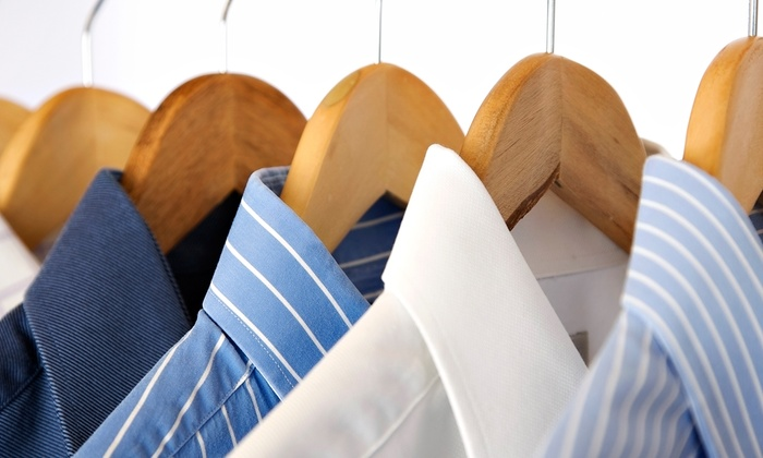 Triton Cleaners - East Little Havana: $15 for $30 Worth of Dry Cleaning with Pickup and Delivery at Triton Cleaners