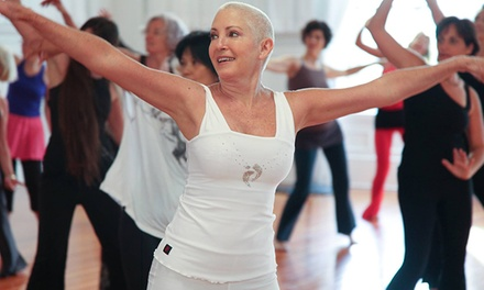 One or Three Months of Unlimited Cardio Dance Fitness Classes at Nia (Up to 63% Off)