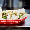 Up to 40% Off Tacos and Mexican Food