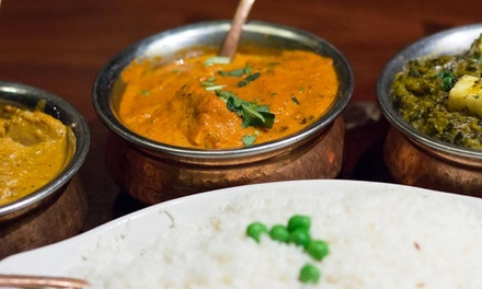 Indian Cuisine at Little India – Teller (Up to 50%). Three Options Available.