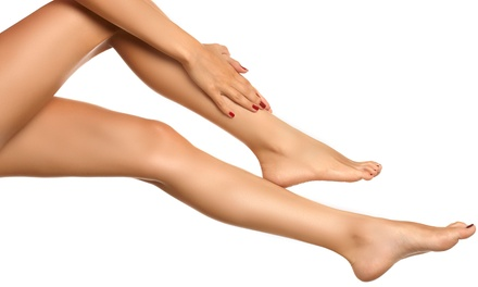 Three or Six Laser Hair-Removal Treatments for Full Legs or Full Back at Denver Laser Solutions (Up to 45% Off)