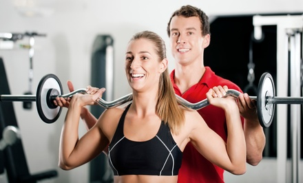 One Month of Group, Semi-Private, or Private Personal-Training Sessions at Pure Form PFT (Up to 67% Off)