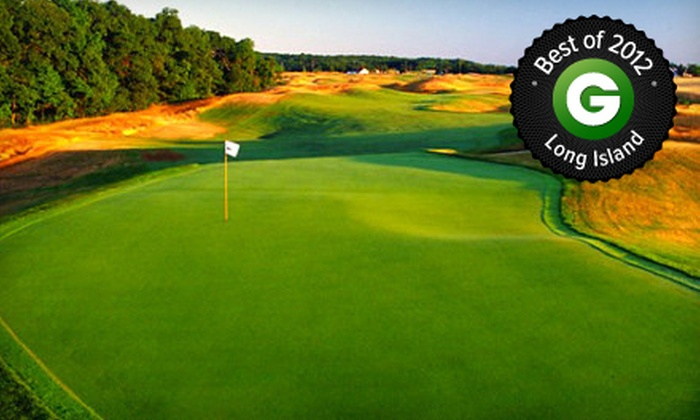 Long Island National Golf Club Riverhead - Northville: Round of Golf with Cart, Range Balls, and Optional Lunch at Long Island National Golf Club Riverhead (Up to Half Off)