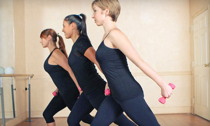 Willow Pilates Studio - Green Hills: 5 or 10 Xtend Barre or Pilates Classes or One Month Unlimited Barre Classes at Willow Pilates Studio (Up to 67% Off)
