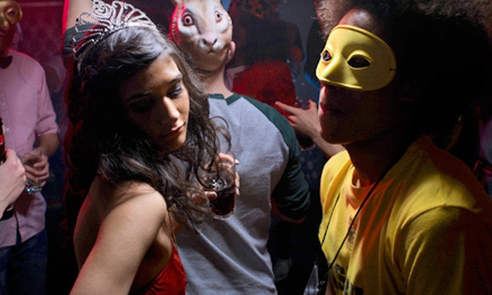 The Hotel Elevate - Rio Grande: $20 for Admission to the Haunted Hotel Halloween Party for Two October 26, 27, and 31 at The Hotel Elevate ($80 Value)