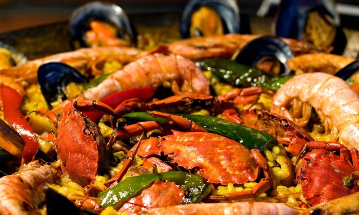 Cafe Espanol - West Village: Tapas Dinner on Sunday-Thursday or Friday-Saturday at Cafe Espanol (Up to 70% Off)