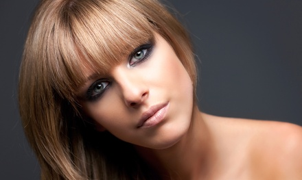Cut, Conditioner, and Style or Cut and Highlights with Diane Smith (Up to 52% Off)
