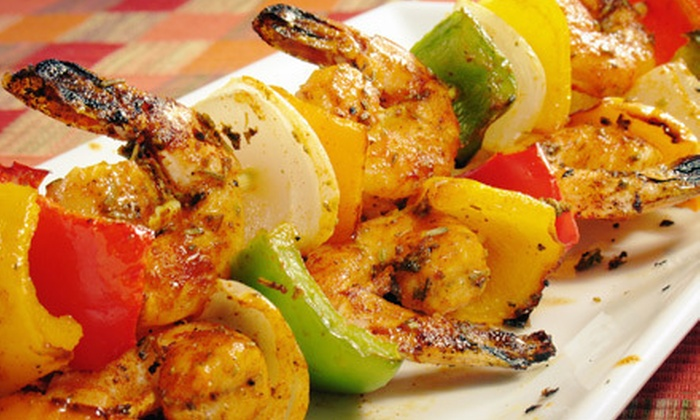 Simply Kabobs - Elgin: $7 for $15 Worth of Greek Cuisine at Simply Kabobs in South Elgin