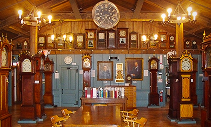 American Clock & Watch Museum - Bristol: $12 for Admission for Four to the American Clock and Watch Museum (Up to $24 Value)