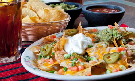 Mexican and American Cuisine at Las Tres Hermanas (Up to 47% Off). Two Options Available.