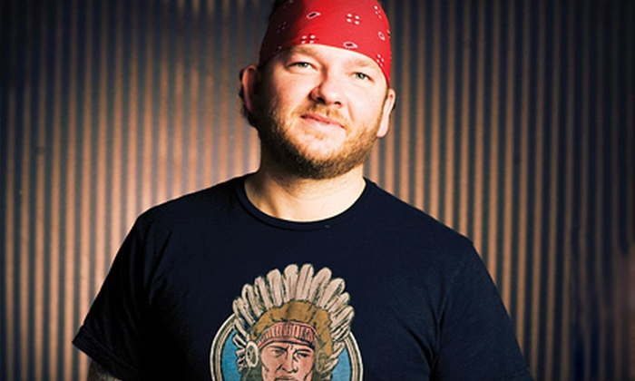 Stoney LaRue & Friends - Grapevine: Stoney LaRue Acoustic Concert Package for Two at Cowboys Golf Club in Grapevine on June 4 (Up to 53% Off)