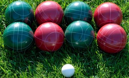Davidson Collection 10-Piece Bocce Ball Set
