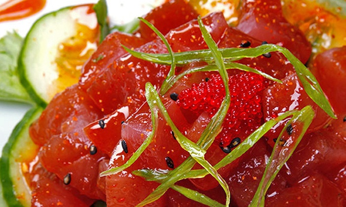 2B Asian Bistro - Miami: Japanese and Thai Food for Parties of Two or Four at 2B Asian Bistro (Up to 45% Off)