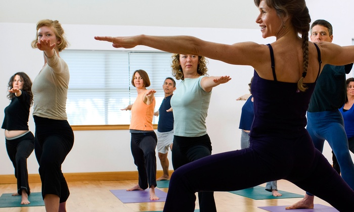 Bright Heart Yoga Studio - Cupertino: 5 or 10 Yoga Classes at Bright Heart Yoga Studio (Up to 72% Off)
