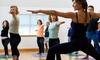 Bright Heart Yoga Studio - City Center: 5 or 10 Yoga Classes at Bright Heart Yoga Studio (Up to 72% Off)