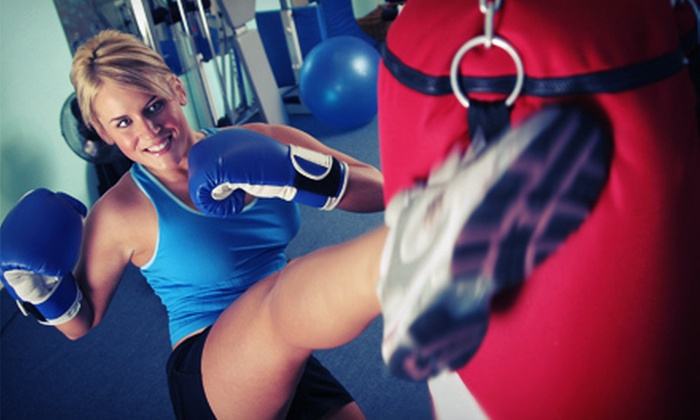Demarco's Boxing Club - Staten Island: 10 or 20 Women's Cardio Kickboxing Classes at Demarco's Boxing Club (Up to 71% Off)