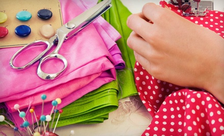$20 Groupon for Sewing Supplies - Sewtropolis in Minneapolis