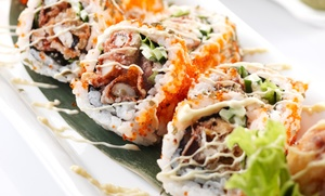 Wok and Roll: $12 for $20 Worth of Asian Cuisine at Wok and Roll