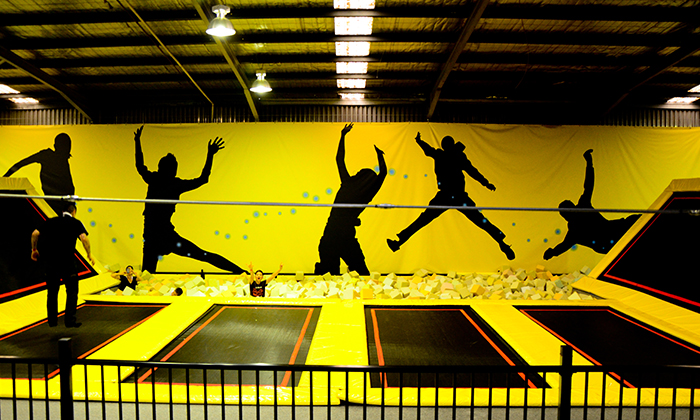 FX Zone Sports Centre Trampoline Park