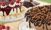 Marble Slab Creamery - Thornhill: C$29.95 for One Large Standard or Layered Ice Cream Cake at Marble Slab Creamery (Up to C$42.95 Value)