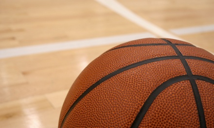 One-Week Basketball Camp for One or Two Children Aged 6–13 from In the Paint Basketball (Up to 62% Off)