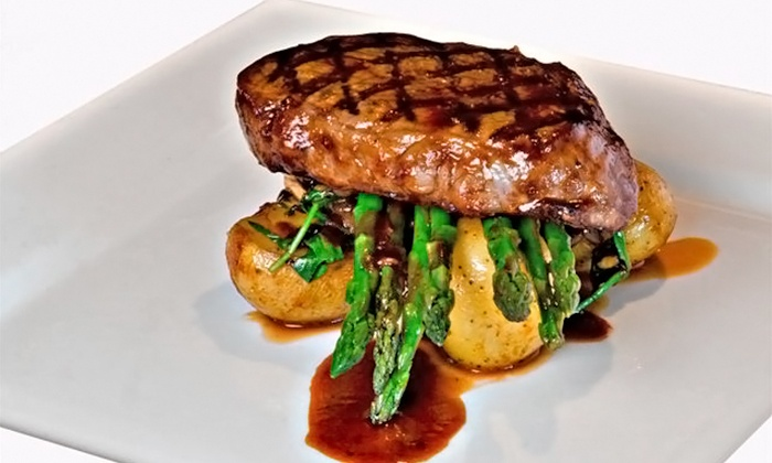 19 Okanagan Grill + Bar - West Kelowna: Casual Fine Dining for Two or Four or More at 19 Okanagan Grill + Bar (40% Off)
