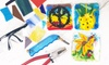 Up to 50% Off Fused-Glass-Making Workshop at A Colorful Affair