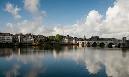 Maastricht: 2-4 Tage für Zwei und opt. Prosecco-Frühstück und Shopping Guide Maastricht im 4* Apart Hotel Randwyck