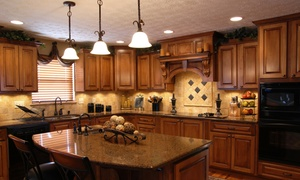 Atlantic Tile and Granite: $2,599 for Up to 50 Square Feet of Granite Countertops with Installation (Up to $4,010 Value)