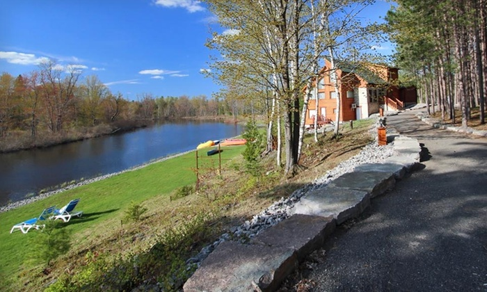 Hastings Resort - Gilmour, ON: 1-Night or 2-Night Stay in a Standard Room or 7-Night Stay in a Chalet at Hastings Resort in Hastings County, ON