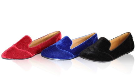 Bootsi Tootsi Smoking Flats. Multiple Colors Available.